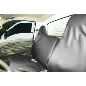 Capa para Banco Hyundai HR em Corino