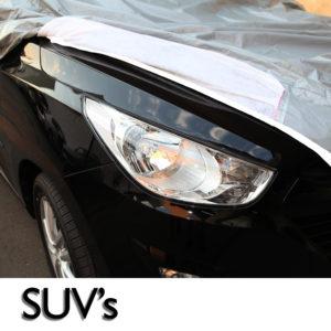 Capa para cobrir carro Forro Especial – Tamanho SUV's