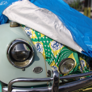 Capa Azul para Fusca – Forro Especial – tam. Fusca